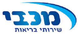 לוגו של מכבי שירותי בריאות